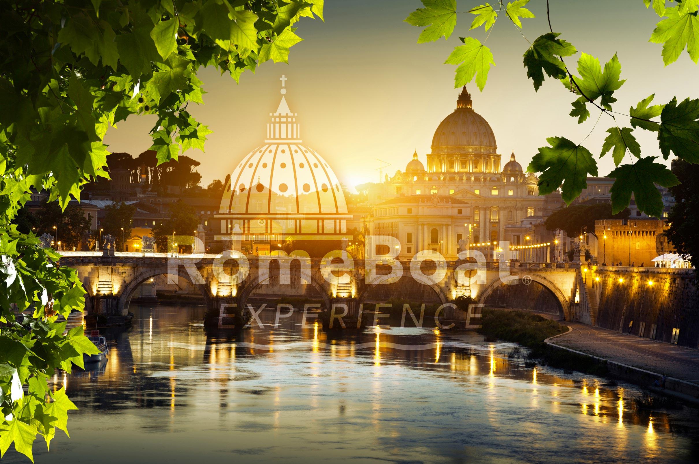 Gite in Battello sul Tevere a Roma